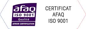 AFAQ ISO 9001