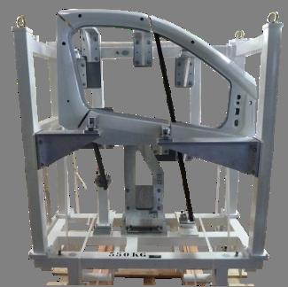 Simulateur cinématique vitre porte AV